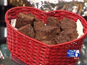 Fudgy Cocoa Brownies
