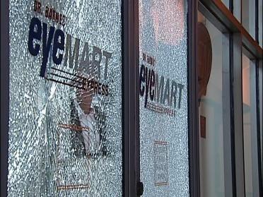 Business Vandalism Investigated