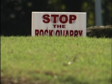 "Sand Springs Council Says ""No"" to Quarry Appeal"