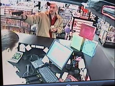 Police Search For Lingerie Shop Robber