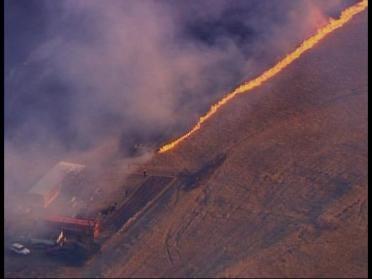 Raging Wildfire Extinguished