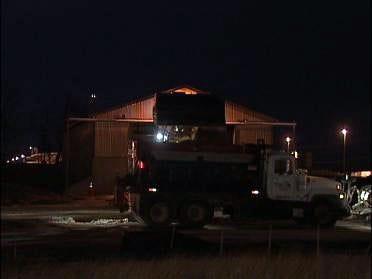 Sleet And Ice Returns To Northeast Oklahoma