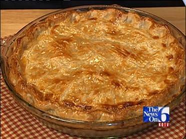 'Too Easy!' Chicken Pot Pie