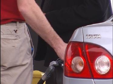 Gas Prices Hover Around $3