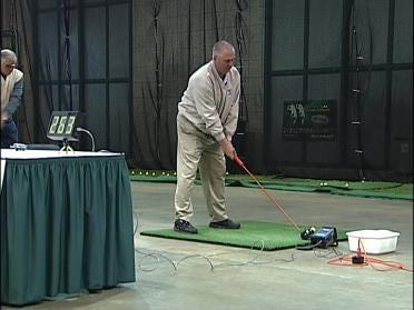 Golf Expo Underway At Fairgrounds