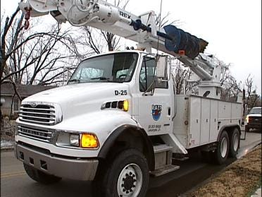 PSO Wanting Rate Increase From Ice Storm