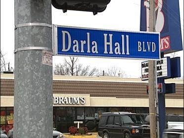 Street Named For Longtime Council Member