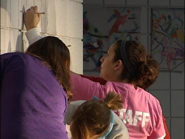 TU Students Give Back To Community