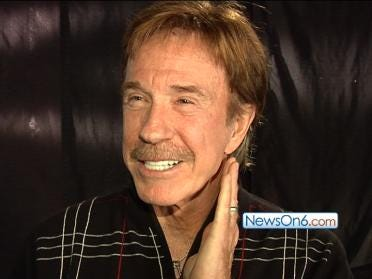 Chuck Norris One-On-One Interview