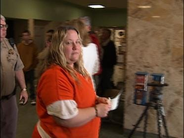 Woman Accused Of Killing Five In Court