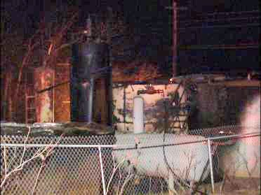 One Person Injured In Explosion