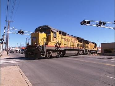 Police Crack Down On Railroad Crossing Runners