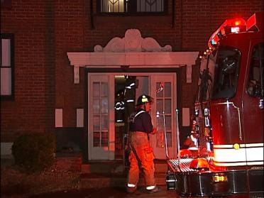 An Overnight Fire Leads To The Discovery Of A Body