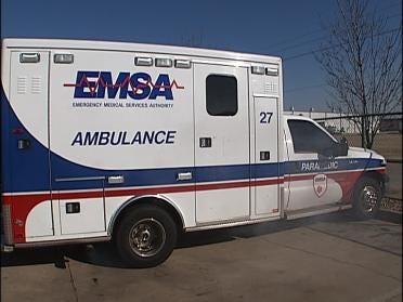 EMSA Dealing With A Lot Of Flu Calls