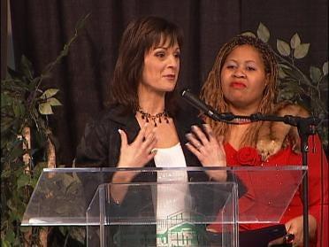 Foundation Honors Lori Fullbright