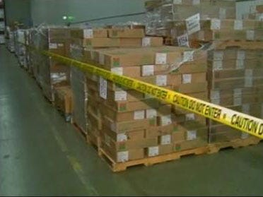 Recalled Meat To Be Destroyed