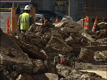 The Future Of Downtown Street Construction