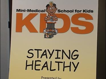 Group Teaches Kids Importance Of Healthy Living