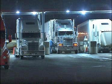 Prostitution Sting At Several Tulsa Truck Stops