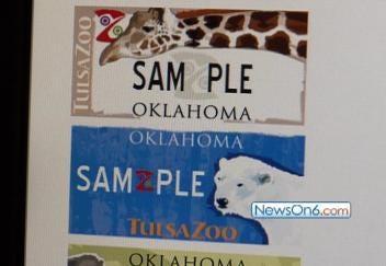 Tulsa Zoo Wants Specialty Plate