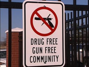 High School To Enforce Mandatory Drug Testing