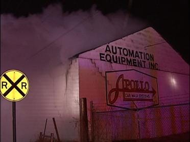 Business Damaged In Early Morning Fire