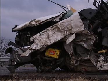 Dangerous Driving Conditions Turn Deadly