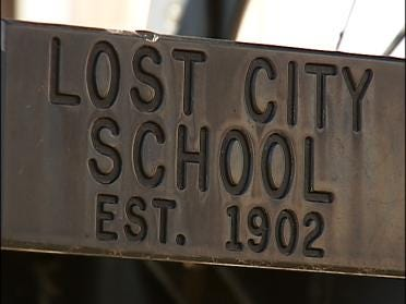 Lost City School Needs Funds To Stay Open