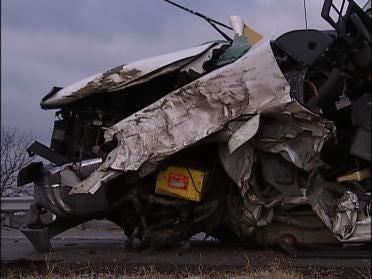 Man Killed In Turnpike Crash