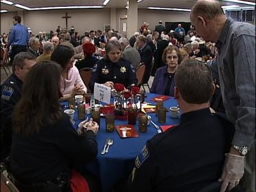 Police Officer and Firefighter Receive Top Honors