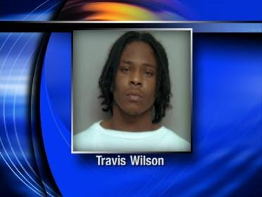 Police Search For Murder Suspect