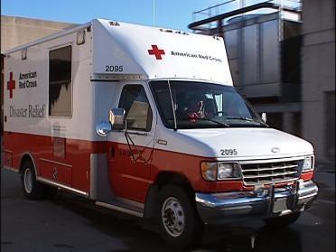 Red Cross Volunteers Lend Helping Hands