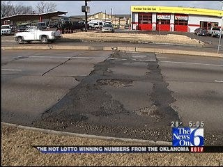 Streets Causing Expensive Damage