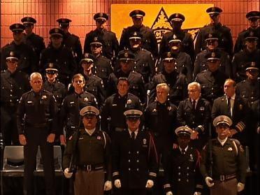 Police Academy Graduates Important As Ever