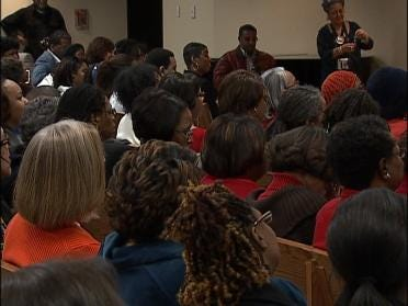 World Renowned Poet Honored In Tulsa