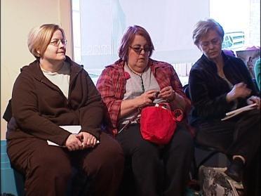 Loops Bringing Back Love Of Knitting