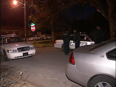 Overnight Police Chase Ends With Arrest