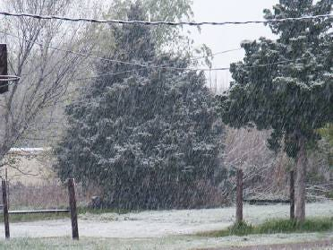 Cold Weather To Continue In Oklahoma