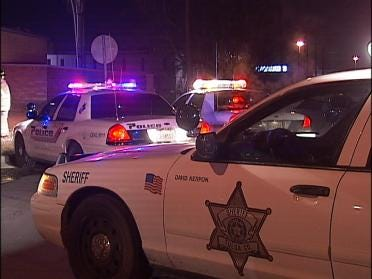 Police Chase Ends With Arrest