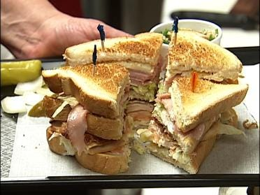 Sandwiches And Jazz In Perfect Harmony