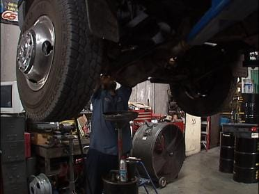 Ice Storm A Boon For Mechanics