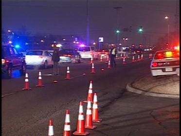 Checkpoint Pays Off With 12 DUI Arrests