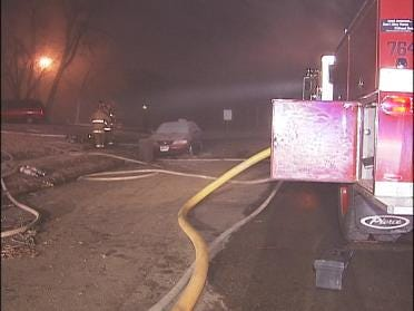 Toddler Dies In House Fire [10:50 a.m.]