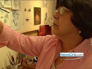 Tragic Circumstances Inspire Tulsa Artist
