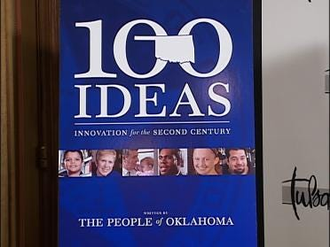 Day After Resignation, Cargill Promotes 100 Ideas
