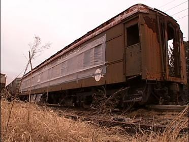 Group Working To Restore Classic Railroad Car