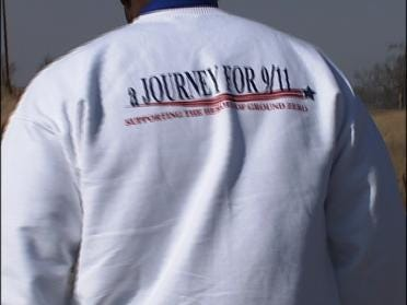 Journey For 9/11 Going Across The Country