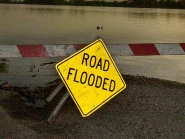 Dangers Of Flooding