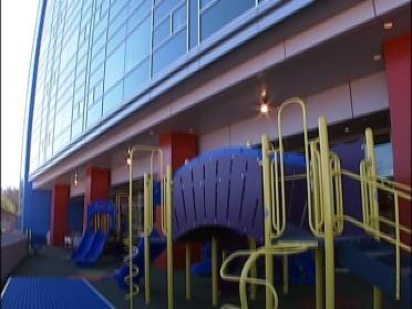 Children's Hospital Opens At St Francis