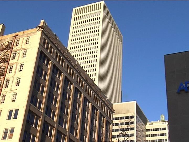 Tulsa Rich With Art Deco Architecture